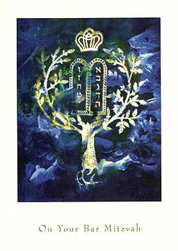 Tree of Life - Box of 10 Cards